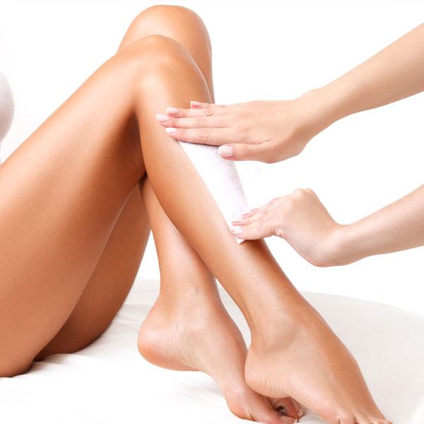 leg wax