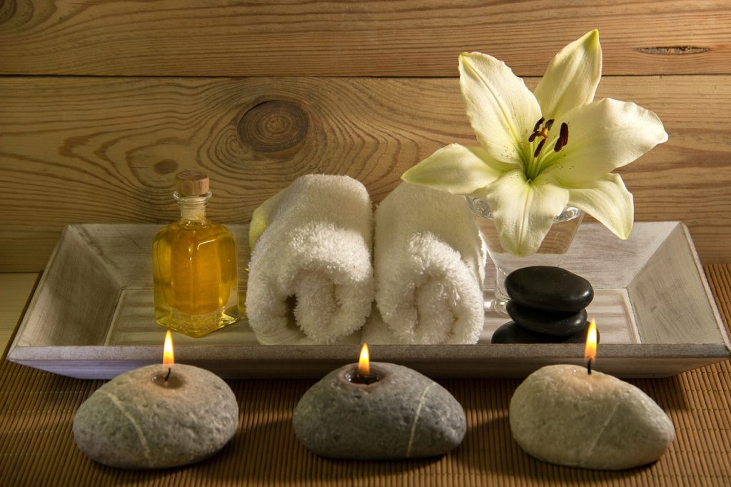 Still Life Wellness Deco Stones  - guvo59 / Pixabay