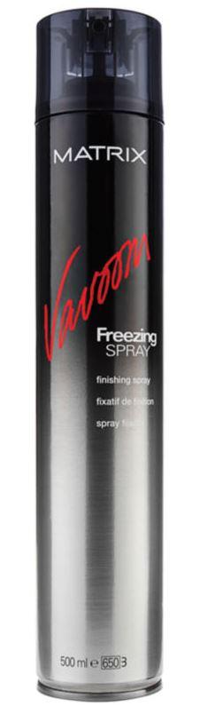 Freeze hair spray, Easy spray to use